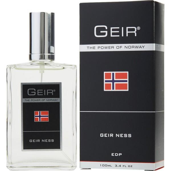 Geir The power of Norway - Geir Ness Eau de Parfum Spray 100 ML