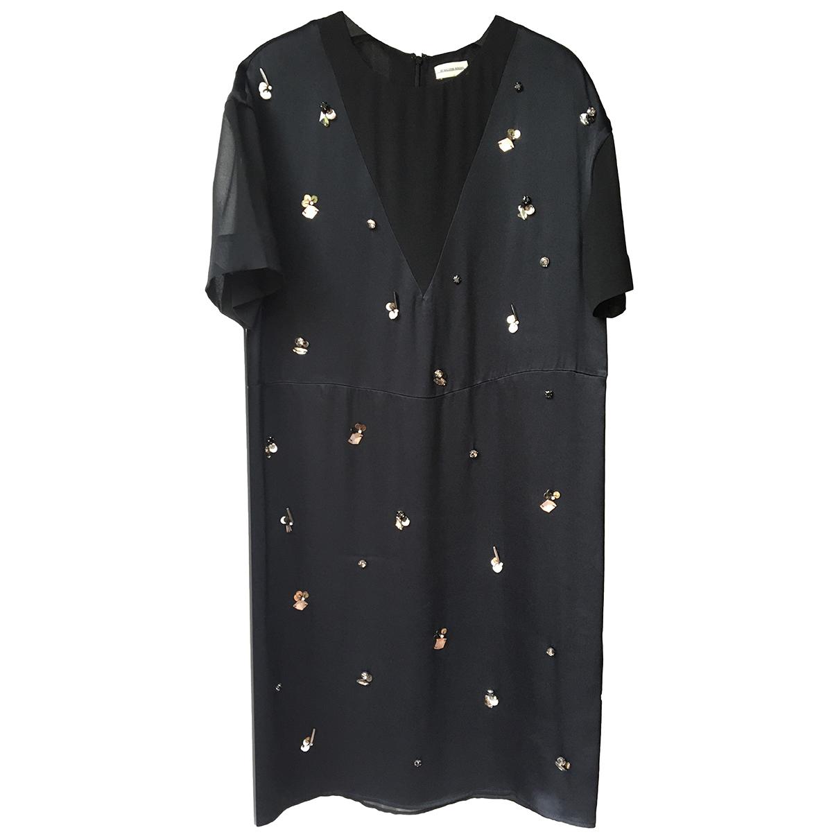 By Malene Birger \N Black dress for Women XS International