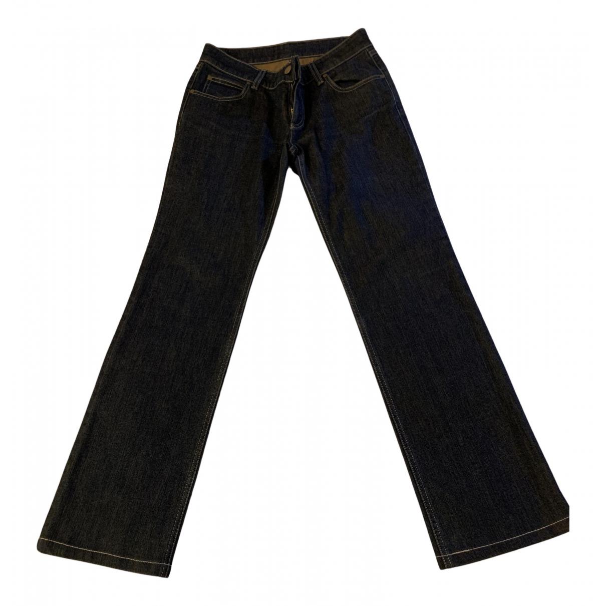 Gucci N Blue Denim - Jeans Jeans for Women 40 FR