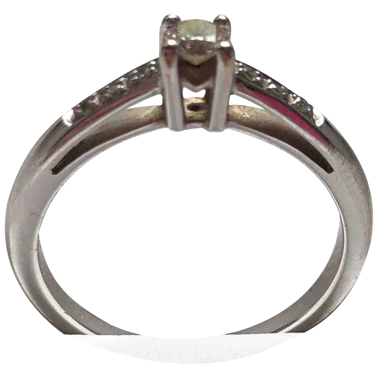 Mauboussin Tu es le Sel de ma Vie Silver White gold ring for Women \N