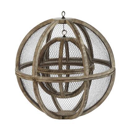 594017 S/2 Wire Atlas Spheres  In