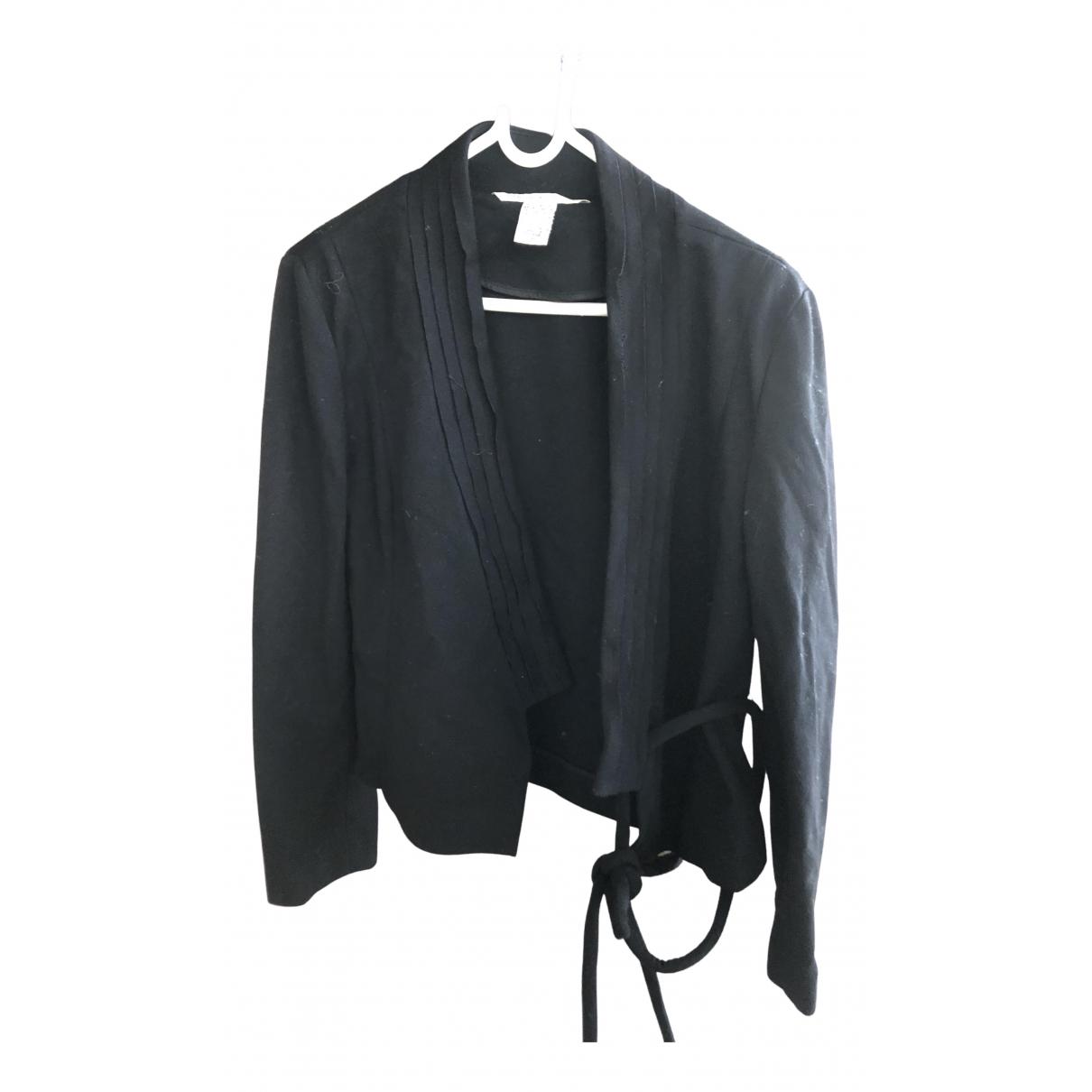 Diane Von Furstenberg N Black jacket for Women 10 UK