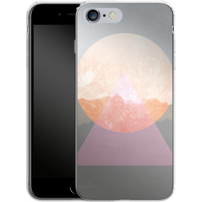 Apple iPhone 6 Plus Silikon Handyhuelle - Landscape Abstract 3 von Mareike Bohmer