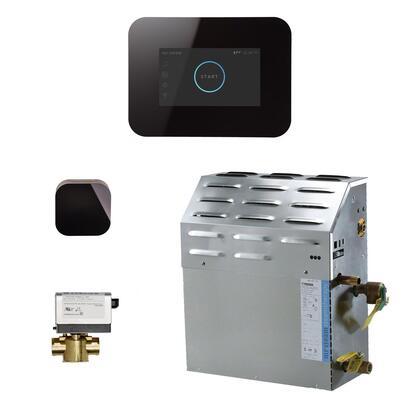 S3C1AI3BK 15kW Steam Bath Generator with iSteam3 AutoFlush Package in