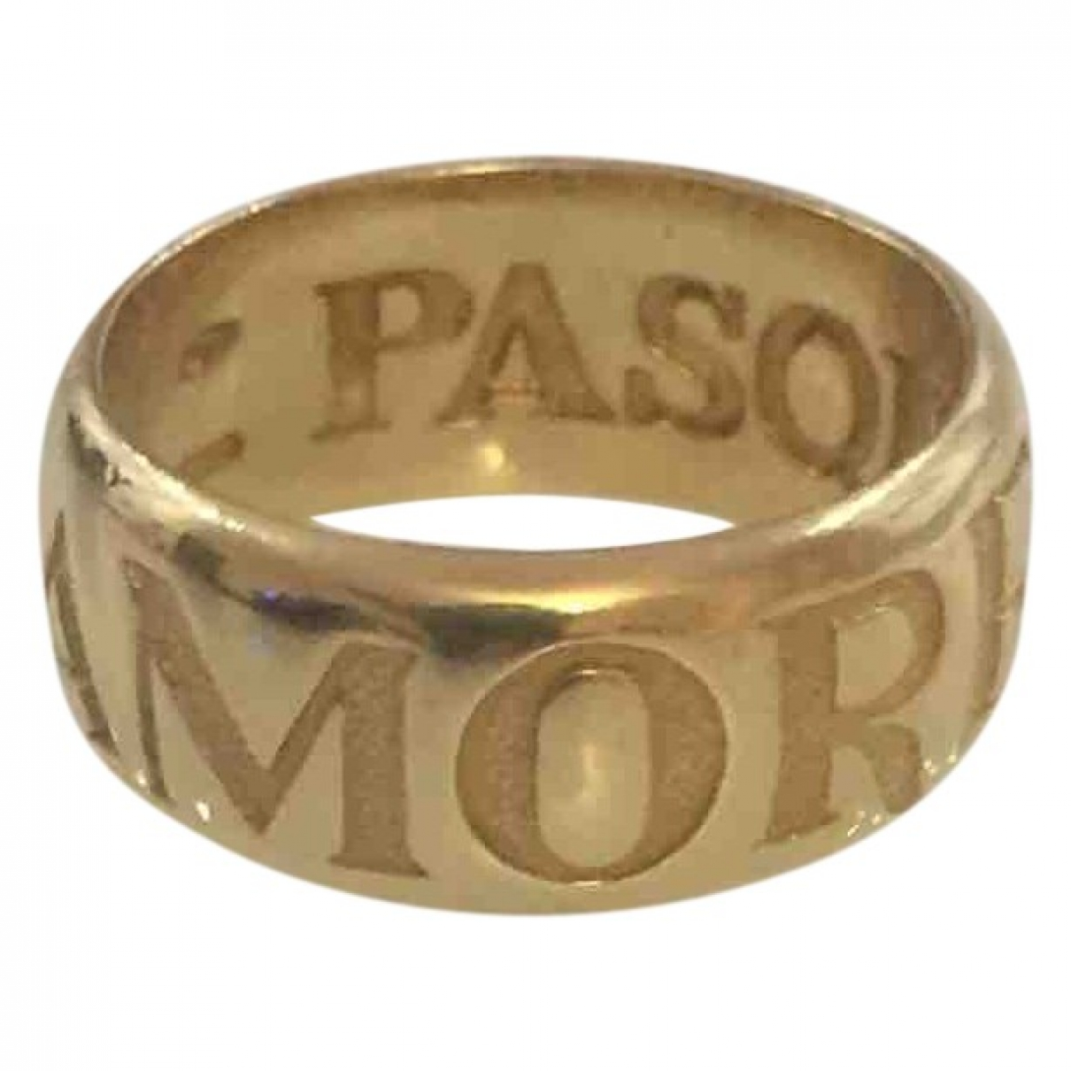 Pasquale Bruni \N Gold Yellow gold ring for Women \N