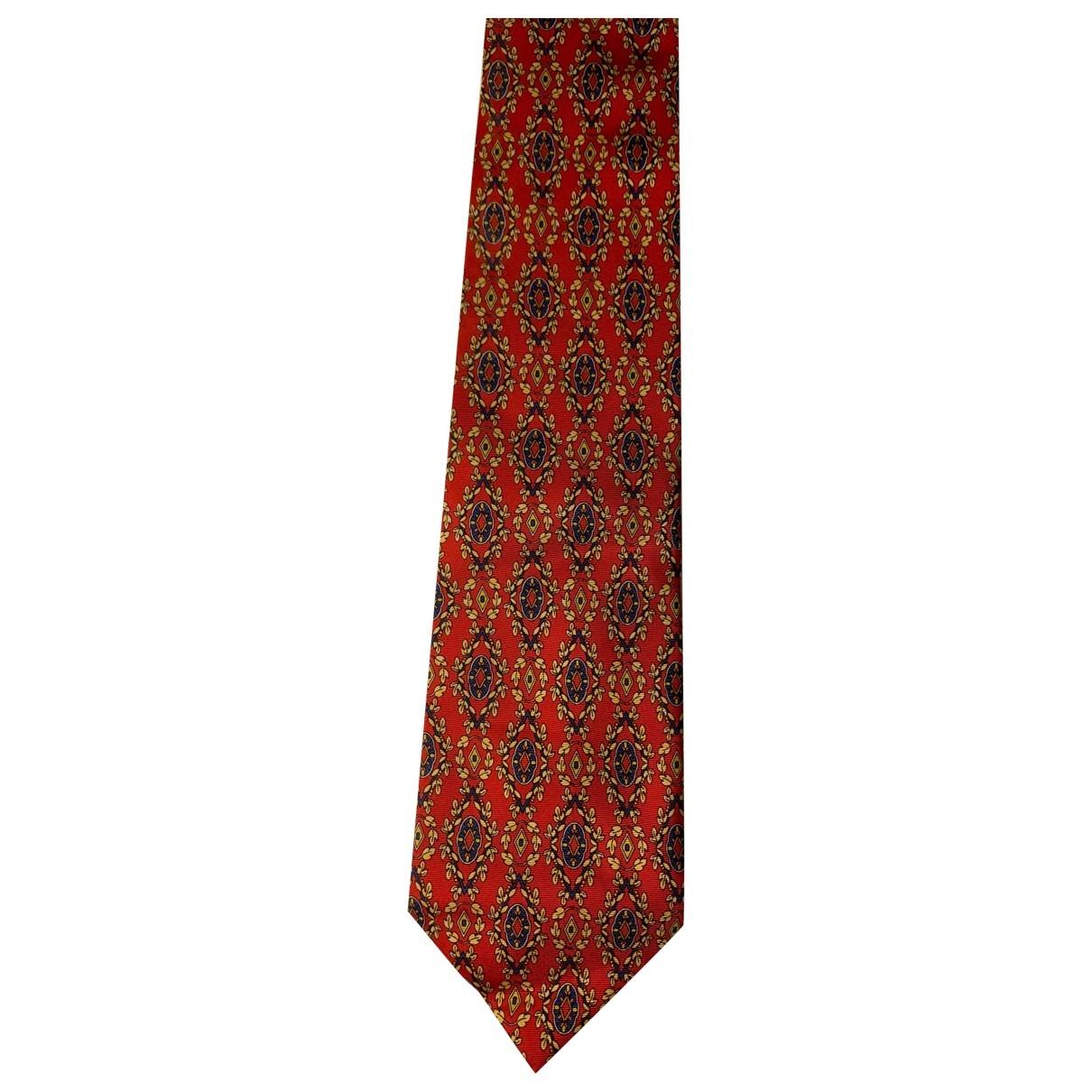 Pierre Balmain \N Multicolour Silk Ties for Men \N