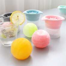 1pc Random Color Ice Ball Mold