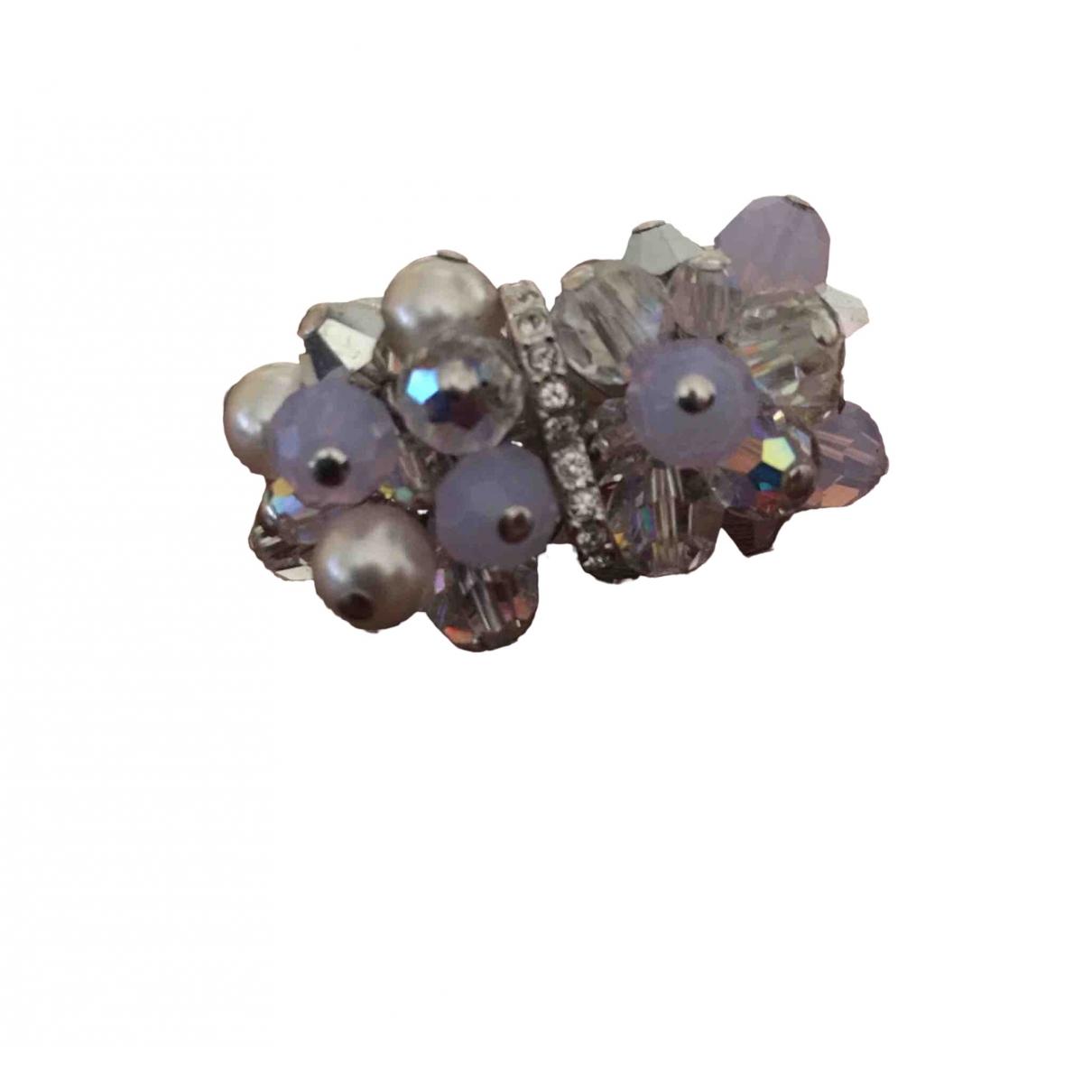 Swarovski - Bague   pour femme en metal - multicolore