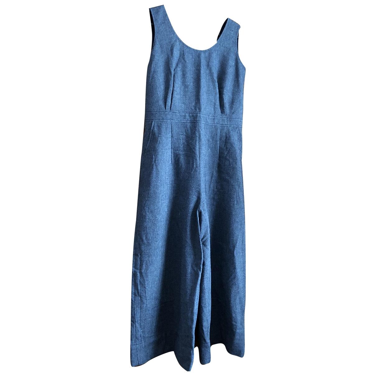 Comptoir Des Cotonniers - Combinaison   pour femme en coton - gris