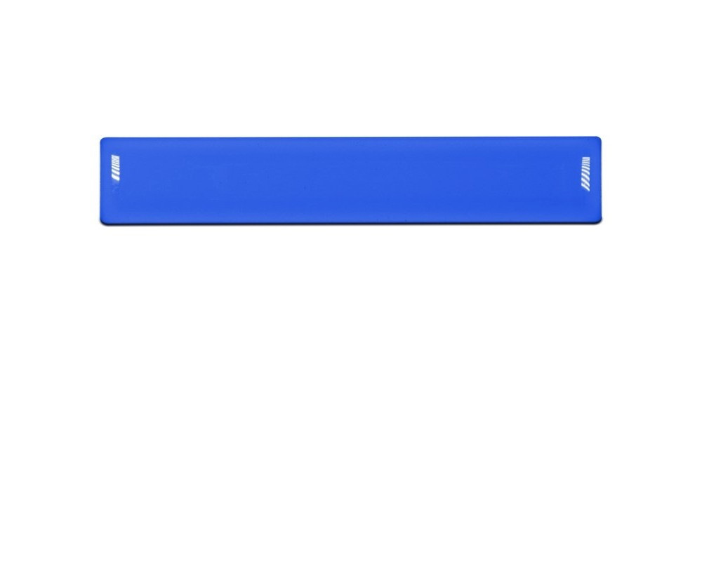 Tufskinz TUN016-VODB-029-G Center Console Badge Custom Text Option Fits 2014-2020 Tundra (Voodoo Blue)