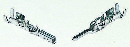 Molex , Micro-Fit 3.0 Male Crimp Terminal Contact 20AWG 43031-0003 (100)