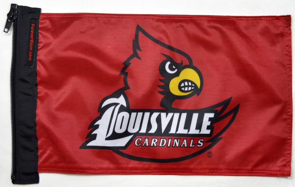 Forever Wave 5244 Louisville Flag