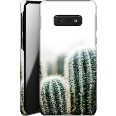 Samsung Galaxy S10e Smartphone Huelle - Cactus 1 von Mareike Bohmer