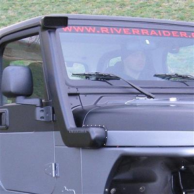 River Raider Cast Snorkel - R/RSNK-0502-BE