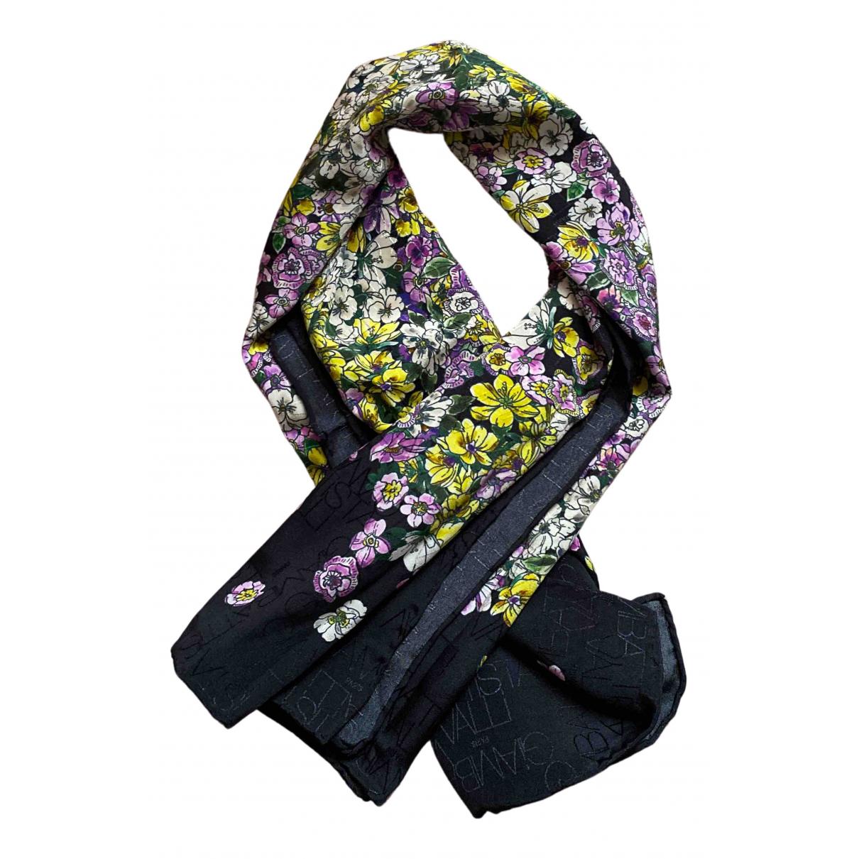 Giambattista Valli X H&m - Foulard   pour femme en soie - multicolore