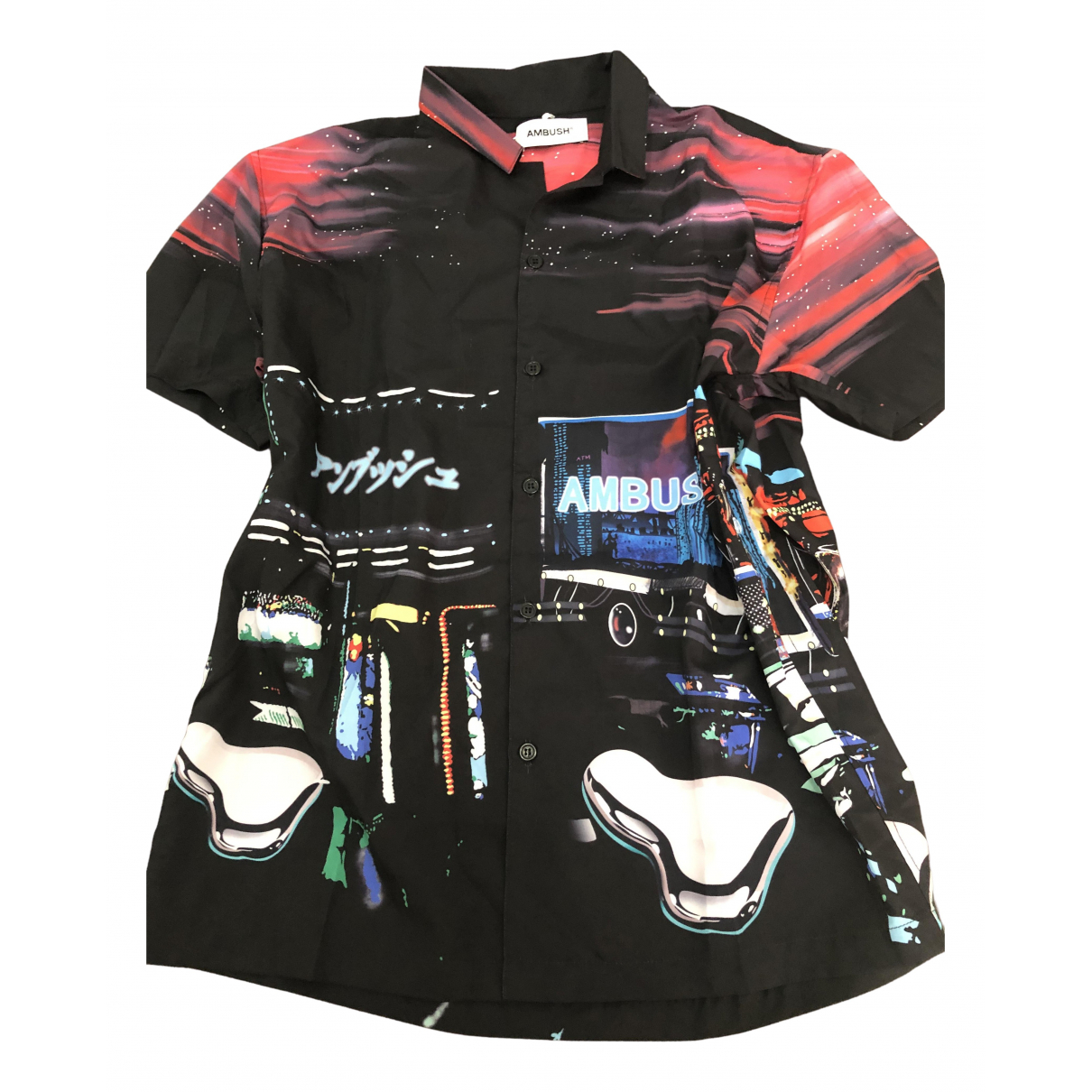 Ambush \N Hemden in  Bunt Baumwolle