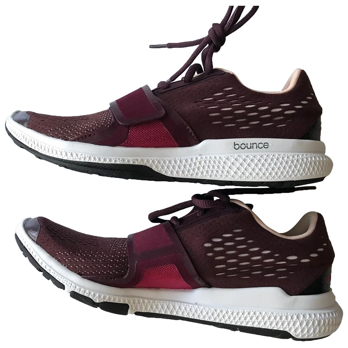 Stella Mccartney Pour Adidas - Baskets   pour femme en toile