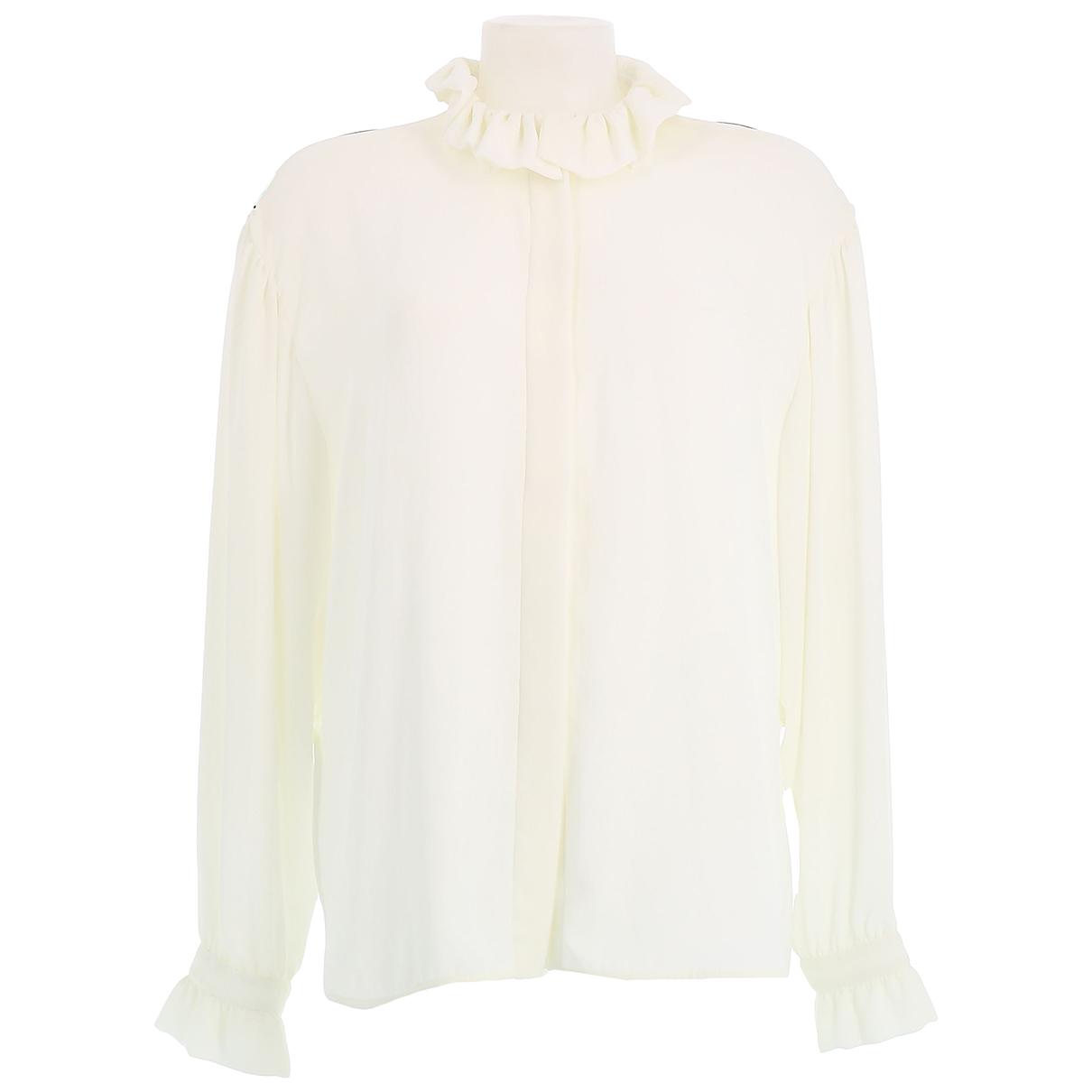 Balenciaga N White  top for Women 36 FR