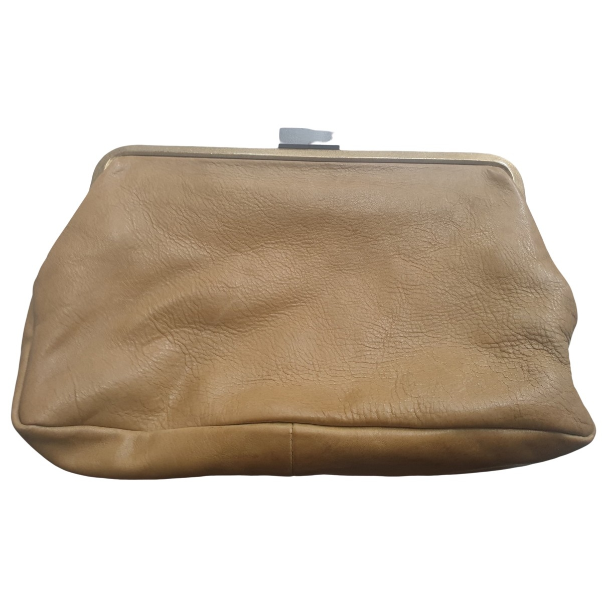 Ally Capellino \N Leather Clutch bag for Women \N