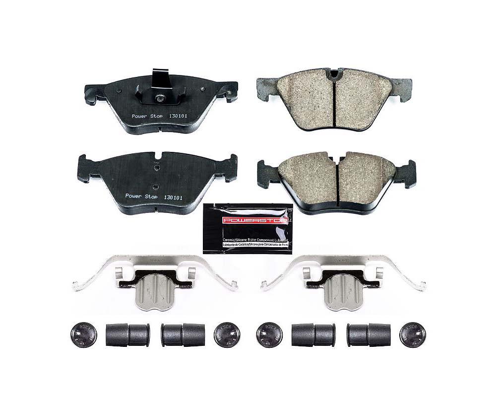 Power Stop Z23-1504 Z23 Evolution Sport Brake Pads w/Hardware Front BMW 528i 2011-2016