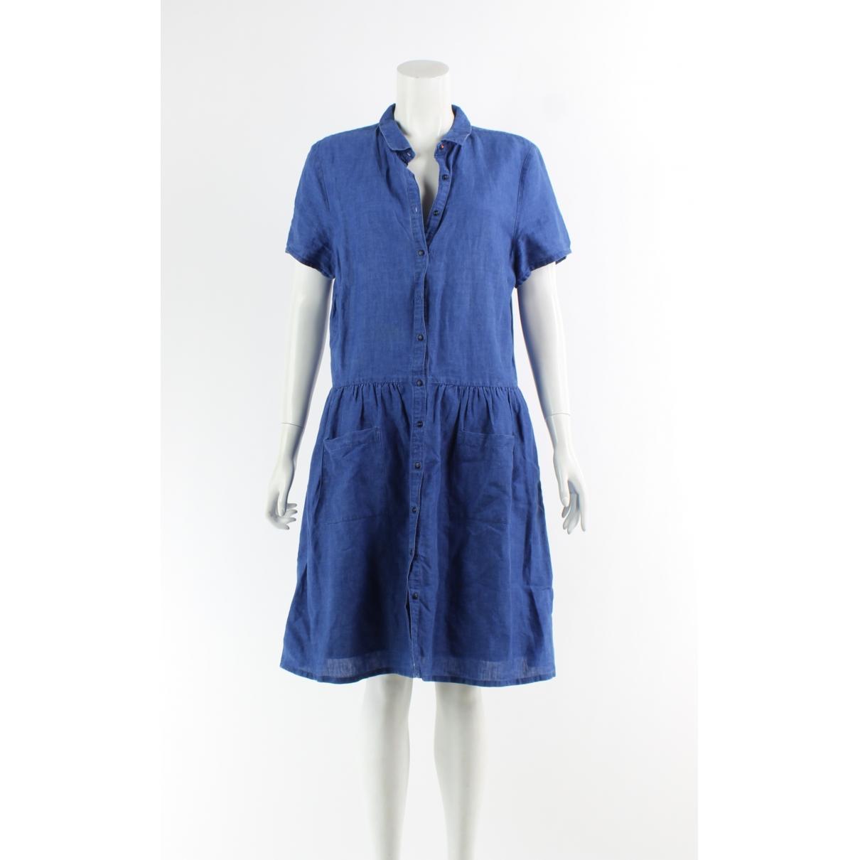 Vestido de Lino Non Signe / Unsigned