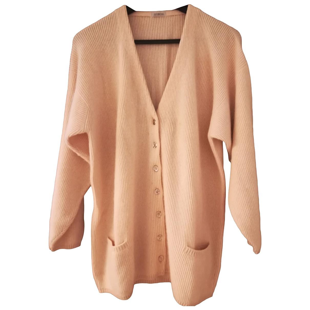 Malo \N Pink Cashmere Knitwear for Women 44 IT