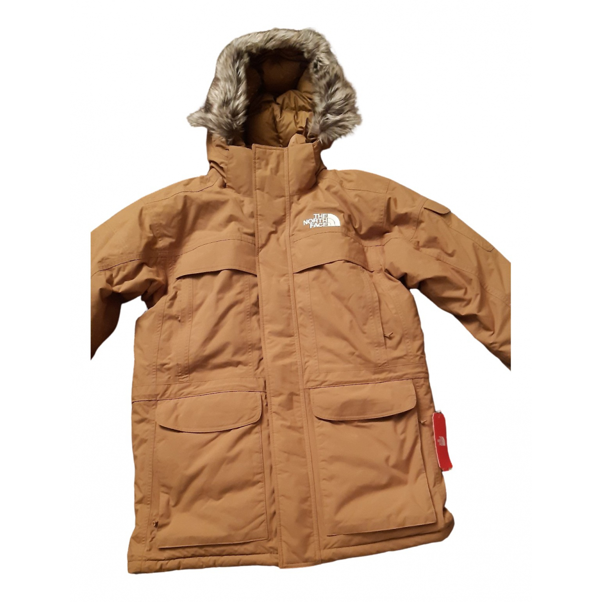 The North Face \N Maentel in  Beige Polyester