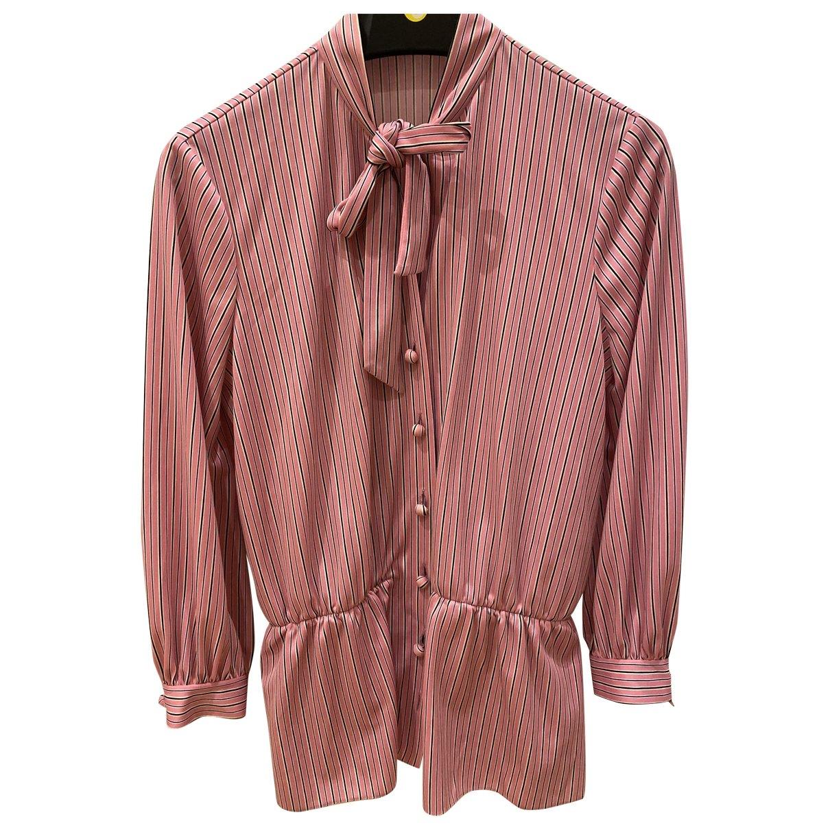 Balenciaga \N Top in  Rosa Polyester