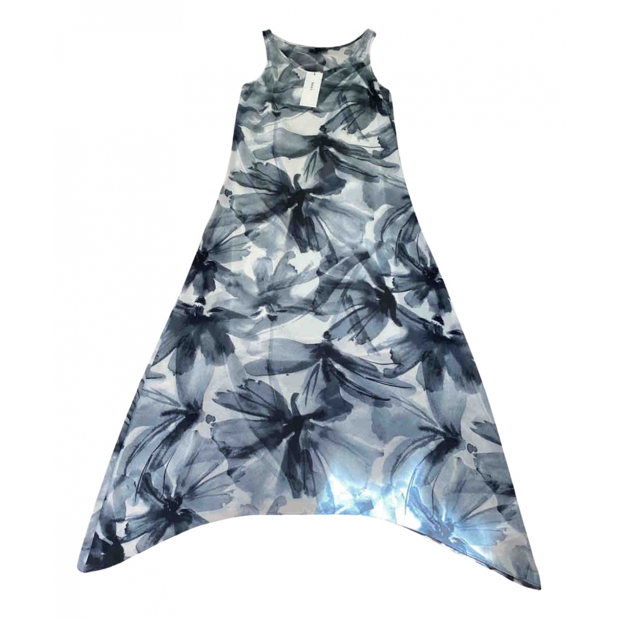 Dkny \N Kleid in  Bunt Polyester