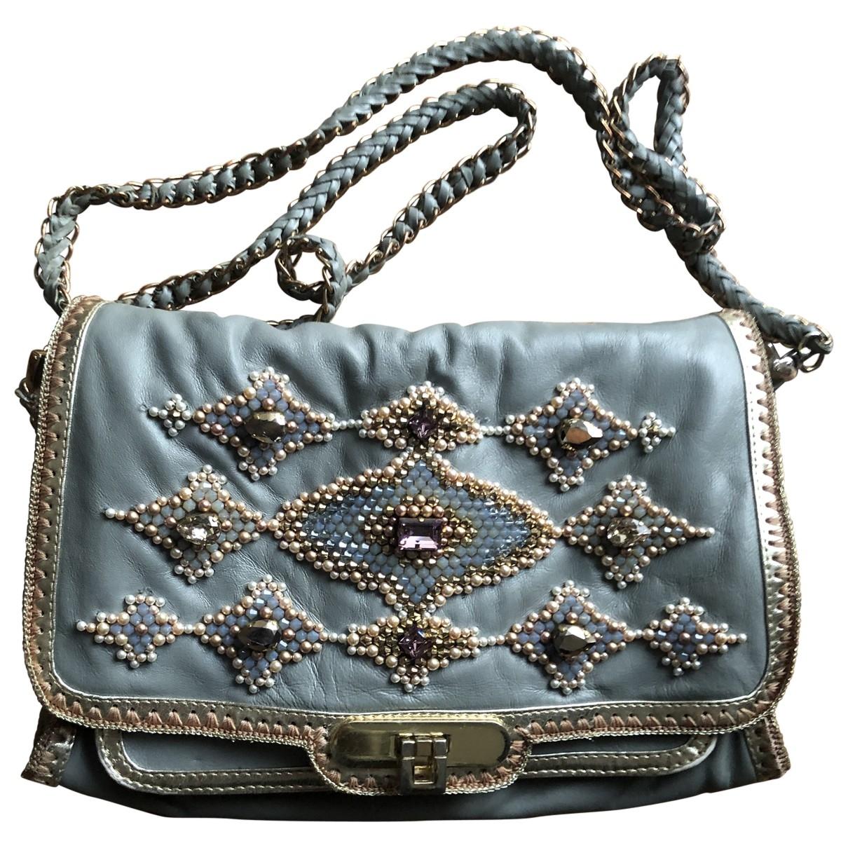 Buba \N Handtasche in Leder