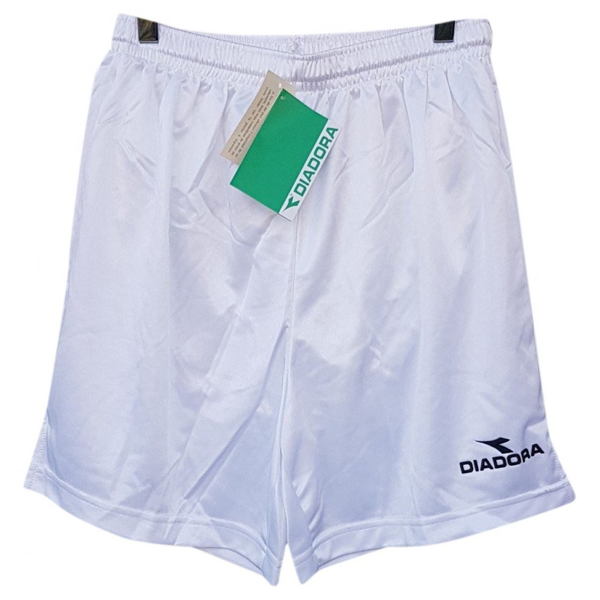 Diadora \N White Shorts for Men L International