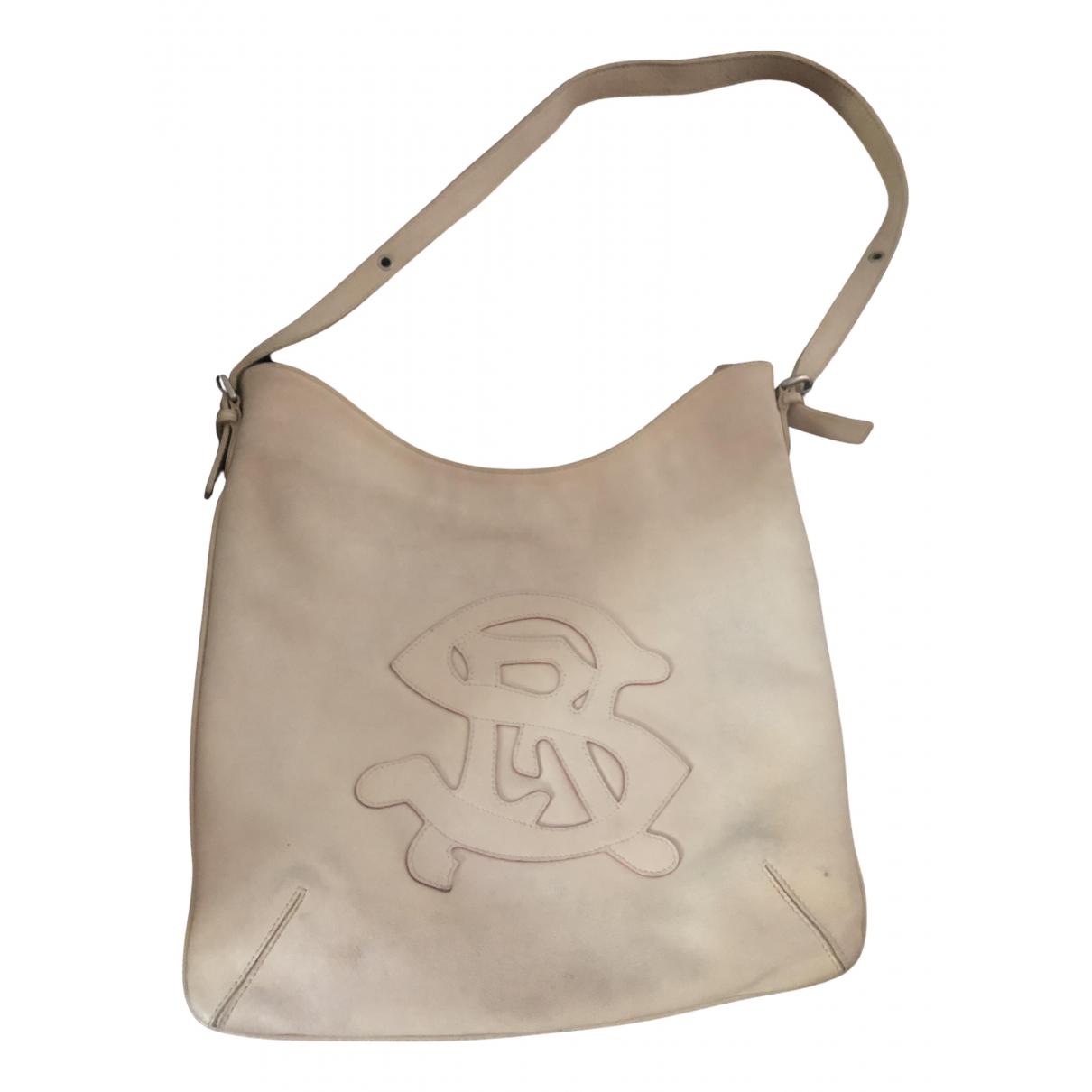 Sonia Rykiel N Beige Leather handbag for Women N