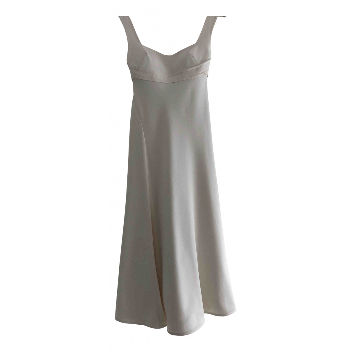 Victoria Beckham \N White dress for Women 8 UK