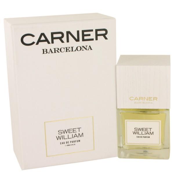 Sweet William - Carner Barcelona Eau de Parfum Spray 100 ml