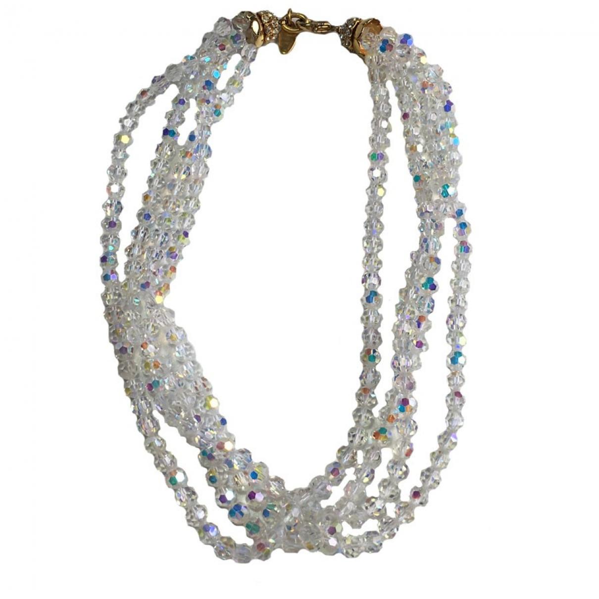 Chanel \N Kette in Perlen