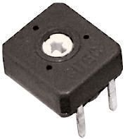 TE Connectivity 470Ω, Through Hole Trimmer Potentiometer 0.15W Top Adjust , CB10 (5)
