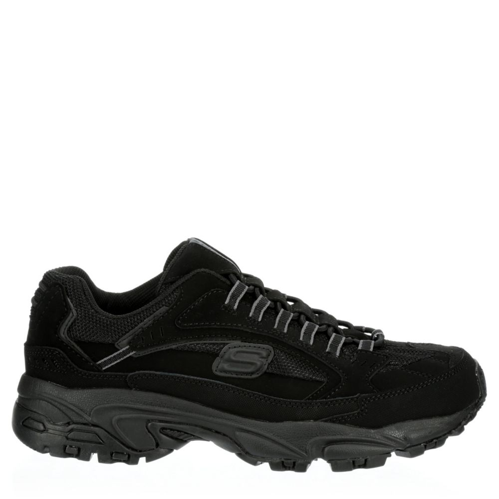 Skechers Mens Stamina Woodmer Training Shoes Sneakers