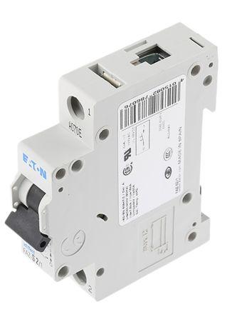Eaton xEffect 2 A MCB Mini Circuit Breaker, 1P<NEWLINE> Curve S