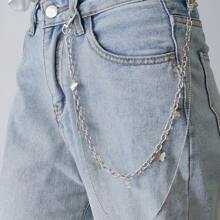 Butterfly Charm Pant Chain