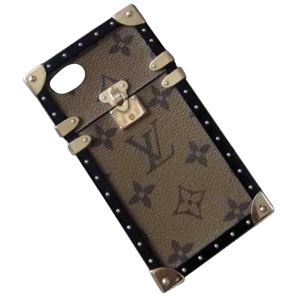 Louis Vuitton - Accessoires   pour lifestyle en toile - marron
