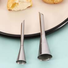 2 piezas boquilla de crema