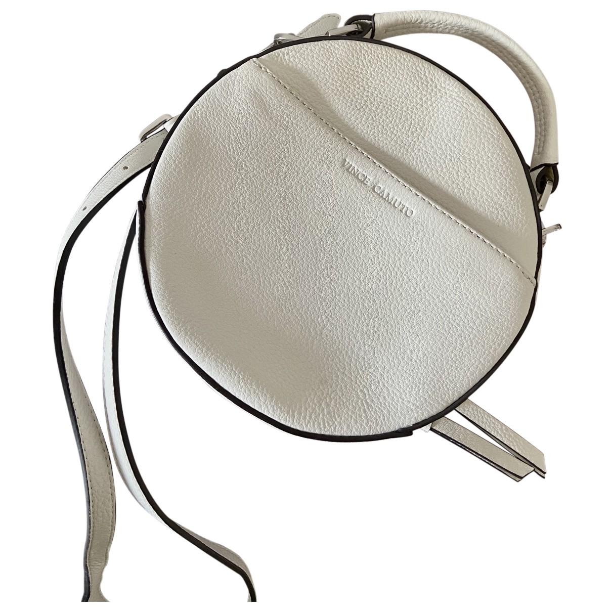 Vince Camuto N White Leather handbag for Women N