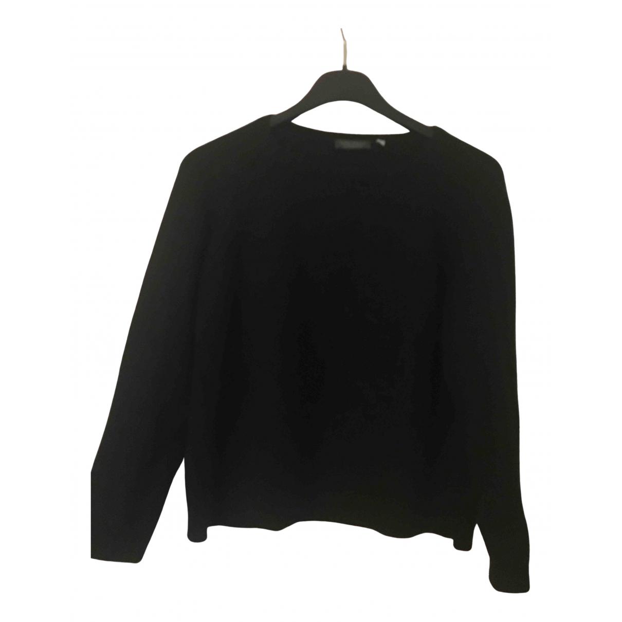 Le Bon Marché N Black Wool Knitwear for Women L International