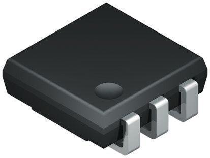 Maxim Integrated Maxim DS9503P+, TVS Diode Array, 6-Pin TSOC