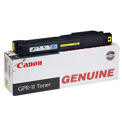 Canon GPR11 7626A001AA cartouche de toner originale jaune
