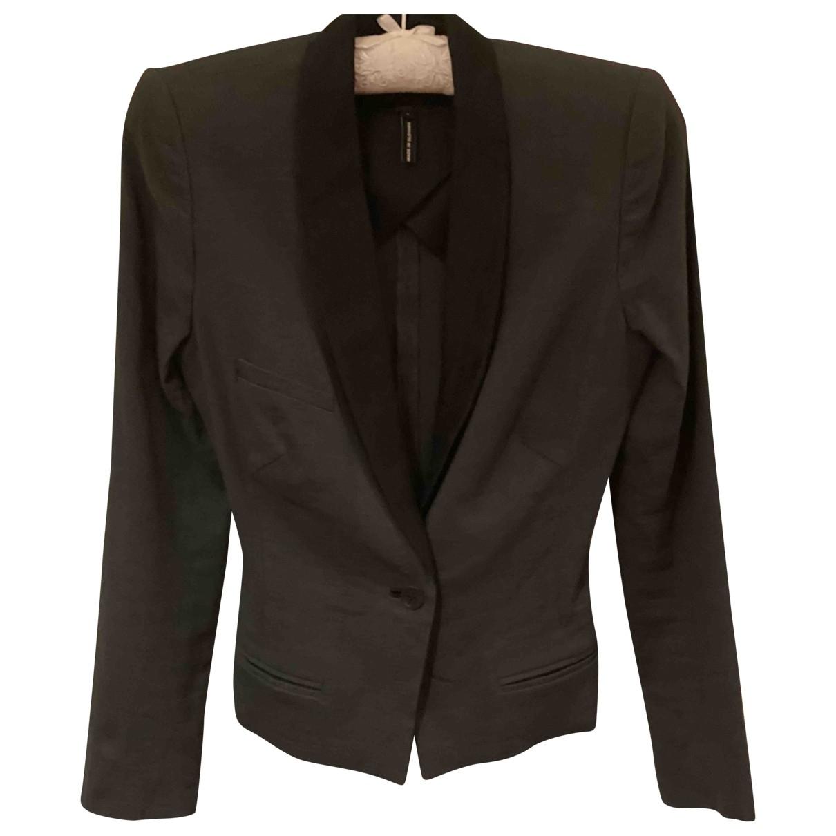Isabel Marant \N Green Cotton jacket for Women 1 0-5