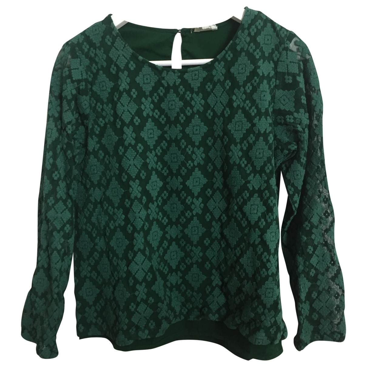 Sézane \N Green  top for Women S International