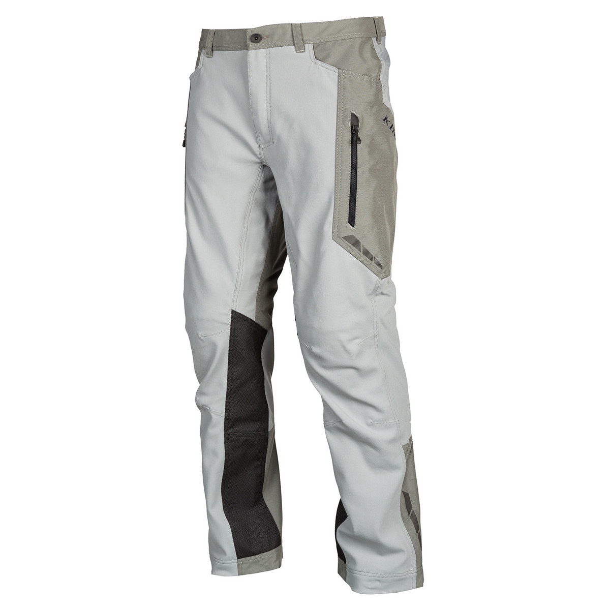 KLIM Marrakesh Pantalon Moto Gris 32
