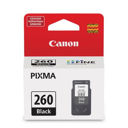 Canon PG-260 3707C001 Original Black Ink Cartridge