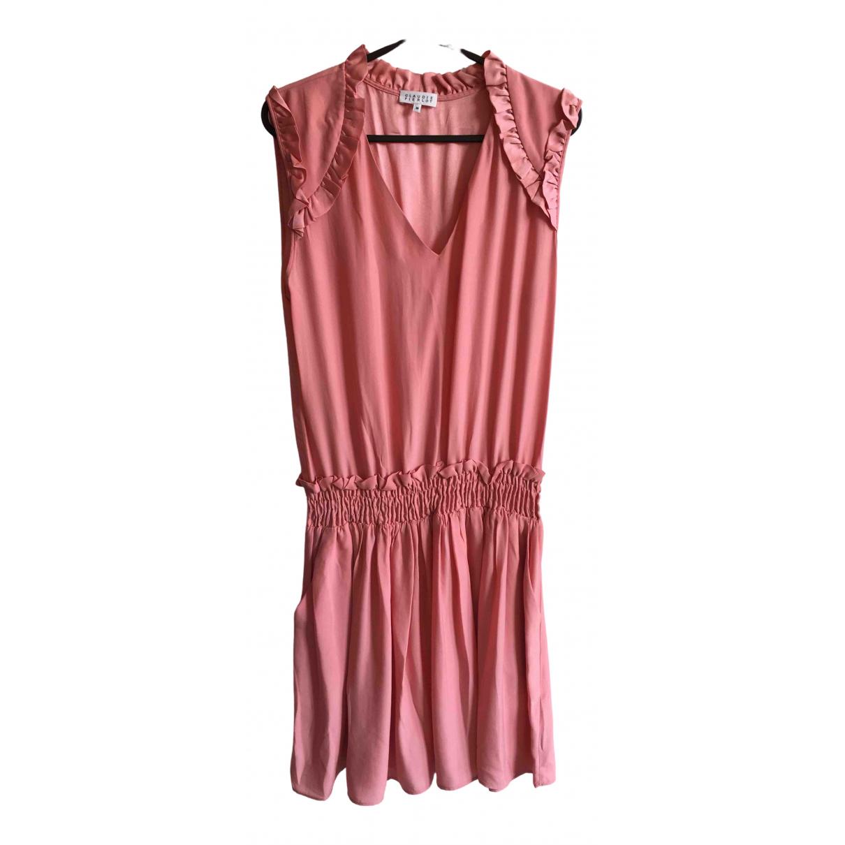 Claudie Pierlot - Robe   pour femme - rose